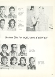 Page 63, 1966 Edition, Forsan High School - Buffalo Trail Yearbook (Forsan, TX) online yearbook collection