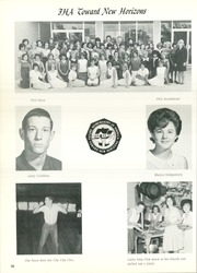 Page 70, 1966 Edition, Forsan High School - Buffalo Trail Yearbook (Forsan, TX) online yearbook collection