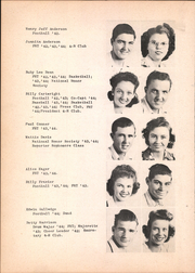 Page 16, 1944 Edition, Wilmer Hutchins High School - Eagle Yearbook (Hutchins, TX) online yearbook collection