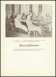 Page 10, 1954 Edition, Wilmer Hutchins High School - Eagle Yearbook (Hutchins, TX) online yearbook collection