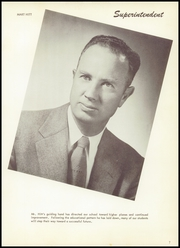Page 11, 1954 Edition, Wilmer Hutchins High School - Eagle Yearbook (Hutchins, TX) online yearbook collection