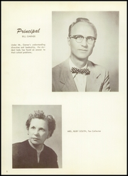 Page 12, 1954 Edition, Wilmer Hutchins High School - Eagle Yearbook (Hutchins, TX) online yearbook collection