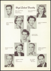 Page 13, 1954 Edition, Wilmer Hutchins High School - Eagle Yearbook (Hutchins, TX) online yearbook collection