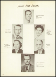 Page 14, 1954 Edition, Wilmer Hutchins High School - Eagle Yearbook (Hutchins, TX) online yearbook collection