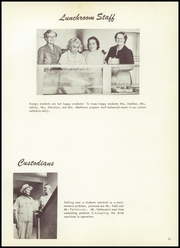 Page 15, 1954 Edition, Wilmer Hutchins High School - Eagle Yearbook (Hutchins, TX) online yearbook collection
