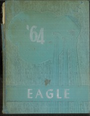 1964 Edition, Wilmer Hutchins High School - Eagle Yearbook (Hutchins, TX)