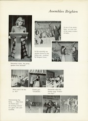 Page 110, 1964 Edition, Wilmer Hutchins High School - Eagle Yearbook (Hutchins, TX) online yearbook collection