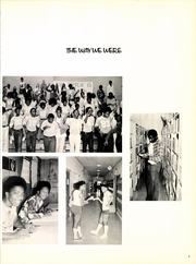 Page 9, 1975 Edition, Wilmer Hutchins High School - Eagle Yearbook (Hutchins, TX) online yearbook collection