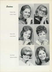 Page 11, 1969 Edition, Prosper High School - Eagle Yearbook (Prosper, TX) online yearbook collection
