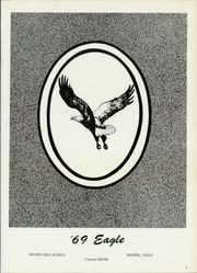 Page 5, 1969 Edition, Prosper High School - Eagle Yearbook (Prosper, TX) online yearbook collection