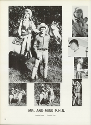 Page 16, 1971 Edition, Prosper High School - Eagle Yearbook (Prosper, TX) online yearbook collection