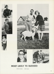 Page 17, 1971 Edition, Prosper High School - Eagle Yearbook (Prosper, TX) online yearbook collection