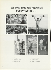 Page 6, 1971 Edition, Prosper High School - Eagle Yearbook (Prosper, TX) online yearbook collection