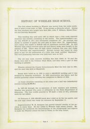 Page 14, 1930 Edition, Wheeler High School - Mustang Yearbook (Wheeler, TX) online yearbook collection