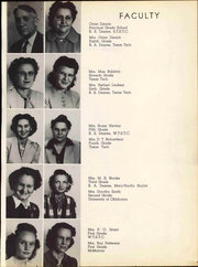 Page 17, 1948 Edition, Whiteface High School - Antelope Yearbook (Whiteface, TX) online yearbook collection