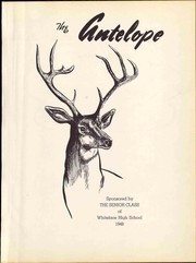 Page 9, 1948 Edition, Whiteface High School - Antelope Yearbook (Whiteface, TX) online yearbook collection