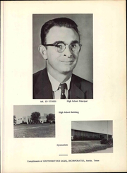 Page 13, 1958 Edition, Whiteface High School - Antelope Yearbook (Whiteface, TX) online yearbook collection
