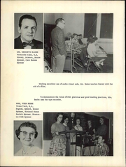 Page 14, 1958 Edition, Whiteface High School - Antelope Yearbook (Whiteface, TX) online yearbook collection