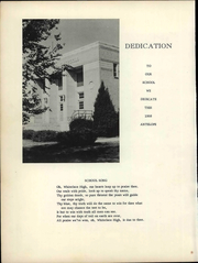 Page 8, 1958 Edition, Whiteface High School - Antelope Yearbook (Whiteface, TX) online yearbook collection