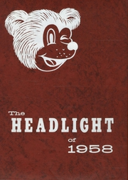 1958 Edition, Baird High School - Headlight Yearbook (Baird, TX)