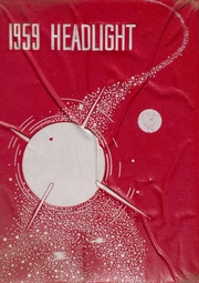 1959 Edition, Baird High School - Headlight Yearbook (Baird, TX)
