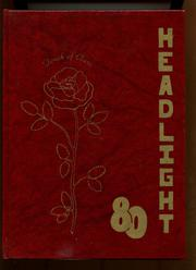 1980 Edition, Baird High School - Headlight Yearbook (Baird, TX)