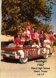Page 5, 1982 Edition, Baird High School - Headlight Yearbook (Baird, TX) online yearbook collection
