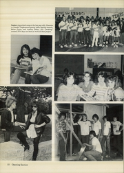 Page 14, 1983 Edition, Baird High School - Headlight Yearbook (Baird, TX) online yearbook collection