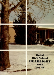 Page 5, 1983 Edition, Baird High School - Headlight Yearbook (Baird, TX) online yearbook collection