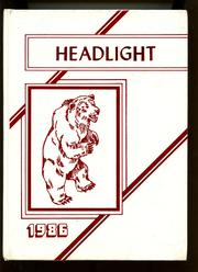 1986 Edition, Baird High School - Headlight Yearbook (Baird, TX)