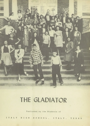 Page 5, 1948 Edition, Italy High School - Gladiator Yearbook (Italy, TX) online yearbook collection