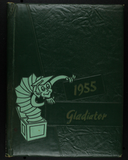 Page 1, 1955 Edition, Italy High School - Gladiator Yearbook (Italy, TX) online yearbook collection
