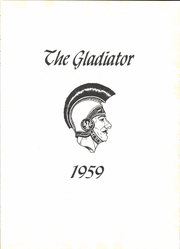 Page 7, 1959 Edition, Italy High School - Gladiator Yearbook (Italy, TX) online yearbook collection