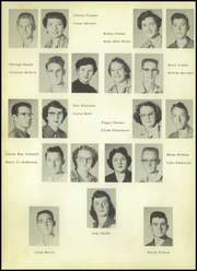 Page 14, 1955 Edition, Dawson High School - Bulldog Yearbook (Dawson, TX) online yearbook collection