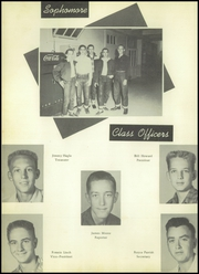 Page 16, 1955 Edition, Dawson High School - Bulldog Yearbook (Dawson, TX) online yearbook collection