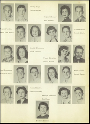 Page 17, 1955 Edition, Dawson High School - Bulldog Yearbook (Dawson, TX) online yearbook collection