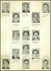 Page 8, 1955 Edition, Dawson High School - Bulldog Yearbook (Dawson, TX) online yearbook collection