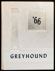 1966 Edition, Knox City High School - Greyhound Yearbook (Knox City, TX)