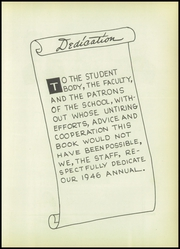 Page 11, 1946 Edition, Sanderson High School - El Aguila Yearbook (Sanderson, TX) online yearbook collection