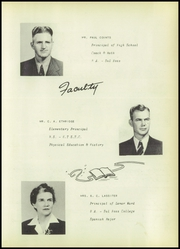 Page 15, 1946 Edition, Sanderson High School - El Aguila Yearbook (Sanderson, TX) online yearbook collection