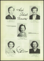 Page 16, 1946 Edition, Sanderson High School - El Aguila Yearbook (Sanderson, TX) online yearbook collection