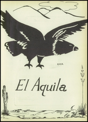 Page 9, 1946 Edition, Sanderson High School - El Aguila Yearbook (Sanderson, TX) online yearbook collection