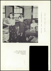 Page 13, 1955 Edition, Crowell High School - Roundup Yearbook (Crowell, TX) online yearbook collection