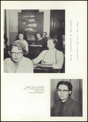 Page 17, 1955 Edition, Crowell High School - Roundup Yearbook (Crowell, TX) online yearbook collection
