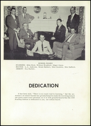 Page 9, 1955 Edition, Crowell High School - Roundup Yearbook (Crowell, TX) online yearbook collection