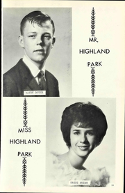 Page 15, 1964 Edition, Highland Park High School - Hornet Yearbook (Amarillo, TX) online yearbook collection