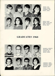 Page 10, 1968 Edition, Highland Park High School - Hornet Yearbook (Amarillo, TX) online yearbook collection