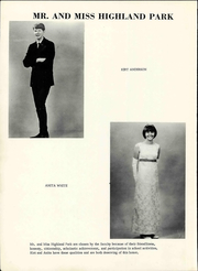 Page 8, 1968 Edition, Highland Park High School - Hornet Yearbook (Amarillo, TX) online yearbook collection