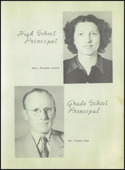 Page 17, 1948 Edition, Blue Ridge High School - Tiger Yearbook (Blue Ridge, TX) online yearbook collection