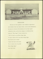 Page 11, 1949 Edition, Blue Ridge High School - Tiger Yearbook (Blue Ridge, TX) online yearbook collection